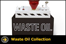 waste oil collection
