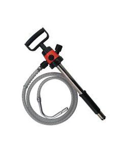 Oil Safe Premium Hand Pump - Grey
