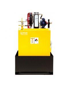 Oil Safe Bulk Fluid Transfer Skid, 240 Gallon