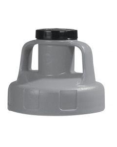 oil safe utility lid grey